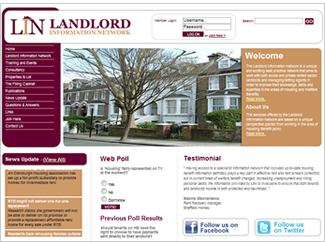 Landlord Information Network